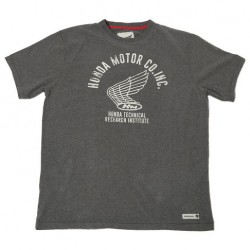 T-shirt Honda Technical Gris