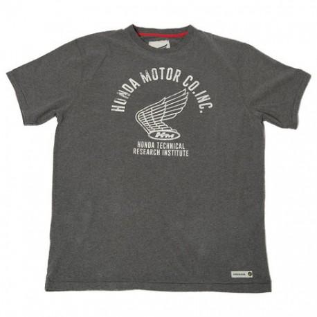 08HOV-T18-5X : T-shirt Honda Technical Gris CB650 CBR650