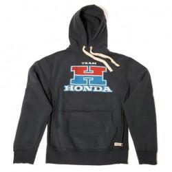 08HOV-H18-3X : Honda Team Grey Hoodie CB650