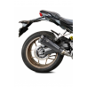 WH 6656 B : Black Ixrace Stainless M9 Full Exhaust System CB650 CBR650