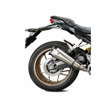 WH 6656 : Ixrace Stainless M9 Full Exhaust System CB650 CBR650