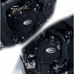 61000042 + 61000043 : Protection de carter moteur R&G CB650 CBR650