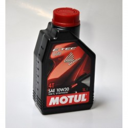 Motul engine oil ETec 10w30