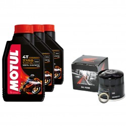 Motul 7100 Oil change pack CB650