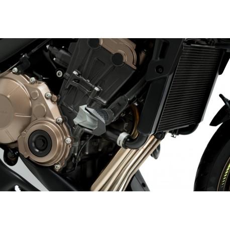 9443N : Protection Moteur R12 2017 Puig CB650 CBR650