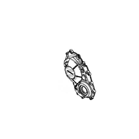 11330-MJE-DB0 : Carter moteur droit Honda CB650 CBR650