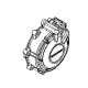 11321-MJE-D00 : Honda right engine casing CB650 CBR650