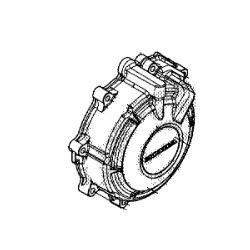 Honda right engine casing