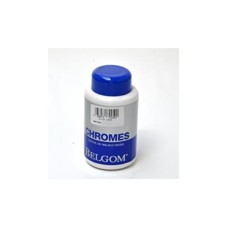 belgomchrome : Nettoyant chromes Belgom CB650