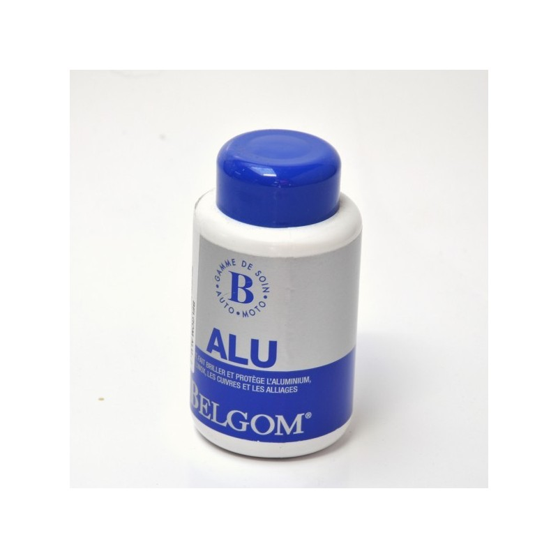 Belgom Aluminium cleaner - CB650 Shop