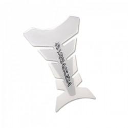 N1009 : Protège réservoir Barracuda style Carbone CB650
