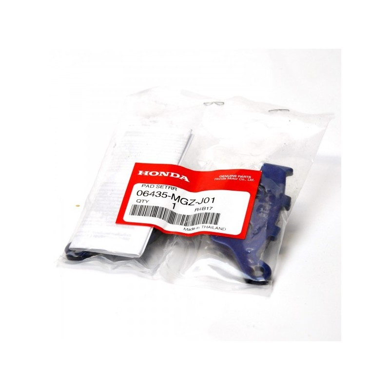 06435 MGZ J01 : Honda OEM Rear Braking Pads CB650 ...