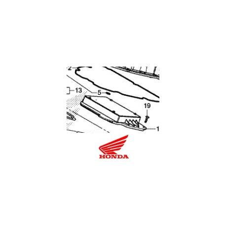 17210-MJE-D00 : Filtre à air d'origine Honda CB650