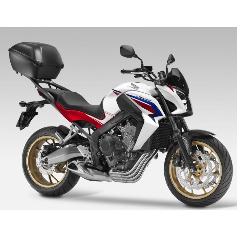 Honda 35L Top-Case Kit - CB650 Shop - L'Usine Motos