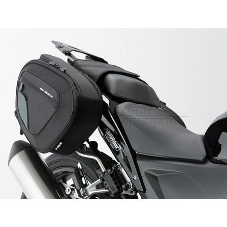 BC.HTA.01.740.10000/B : SW Motech saddle bags CB650