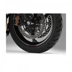 08F84-MFJ-810 : Honda Rims stickers CB650