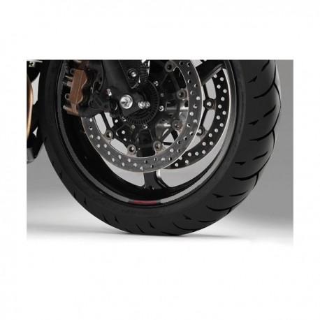 08F84-MFJ-810 : Honda Rims stickers CB650