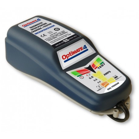 optimate4 : Chargeur de Batterie Optimate 4 CB650