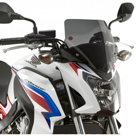 A1137 : Givi Sport Windshield CB650