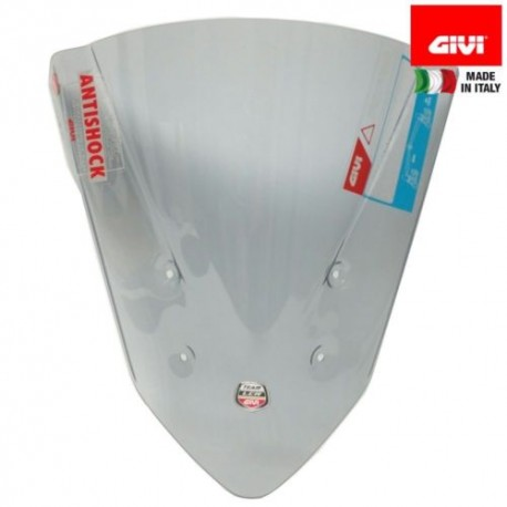 D1138S : Team Givi windshield CB650