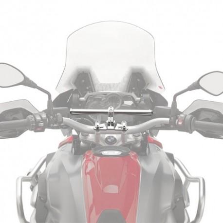 02SKIT + S900A : Smart bar Givi CB650 CBR650