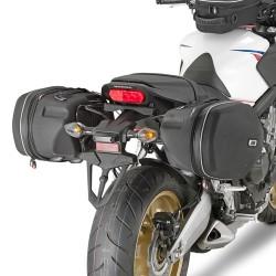 3D600 : Sacoches cavalières Easylock Givi CB650