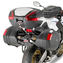 V47+M5 : Givi V47 top box CB650