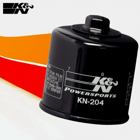KN.204 : Filtre à huile K&N CB650