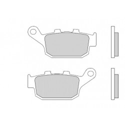 07HO53SP : Brembo Rear Braking Pads CB650