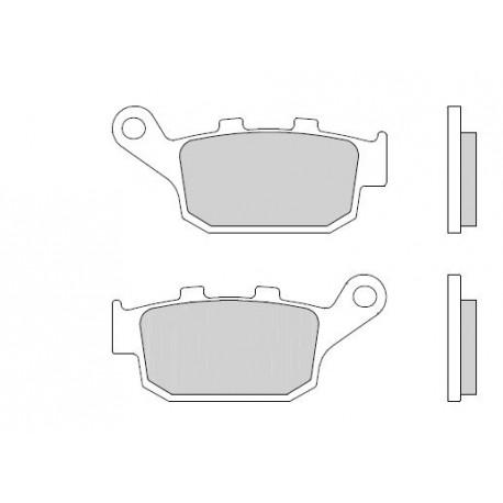 07HO53SP : Plaquettes de frein Arrière Brembo CB650