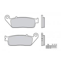 07HO41SA : Plaquettes de frein Avant Brembo CB650