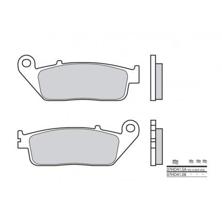 07HO41SA : Brembo Front Braking Pads CB650