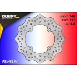 FE.H521V : Disque de frein arrière CB650