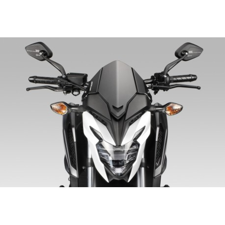 "R-0820 : DPM ""Warrior"" windshield CB650"