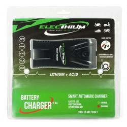 ACCUB03 - 110229499901 : Chargeur moto universel spécial Lithium CB650 CBR650