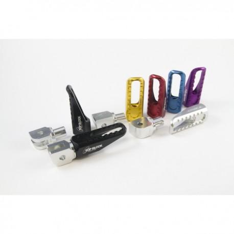 H1F : TopBlock footrests CB650 CBR650