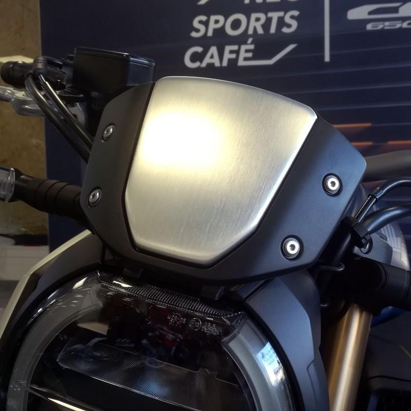 Honda Pilot Accessories >> Honda CB650R windshield - CB650 Shop - L'Usine Motos