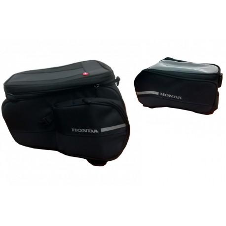 08ESY-MKJ-BAG18 : Pack bagagerie Honda CB650R CB650 CBR650
