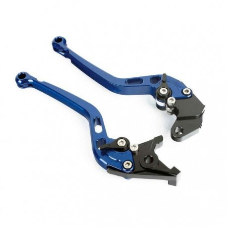 0165S1517XX : Folding Aluminium Adjustable Levers CB650