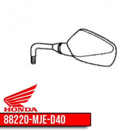 88220-MJE-D40 : Rétroviseur gauche d'origine CB650R CB650 CBR650