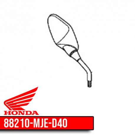 88210-MJE-D40 : Honda CB650R right mirror CB650 CBR650