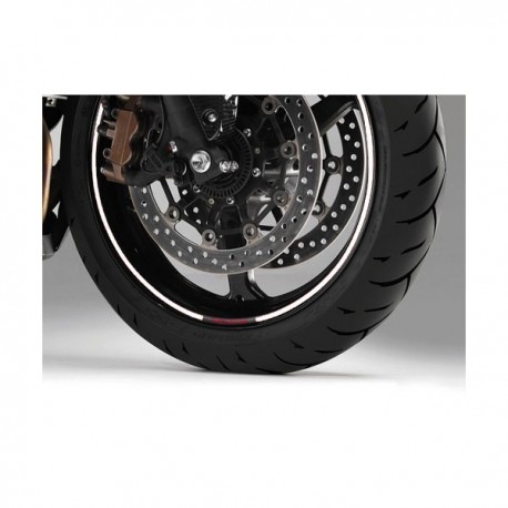 08F84-MFJ-810 : Honda Rims stickers CB650 CBR650