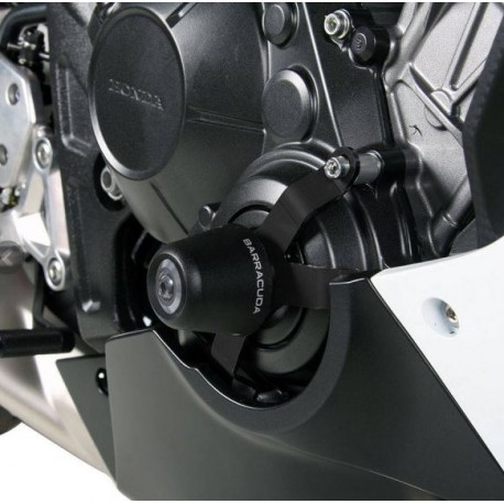 HCF6101 : Kit tampons de protection Barracuda CB650 CBR650